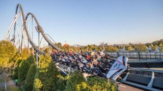 Europark Freizeitpark Achterbahn