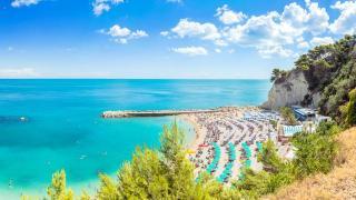 Italien Strand Meer Urlaub Ferien HOFER REISEN