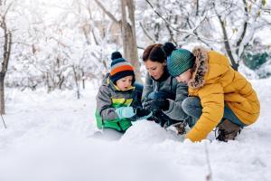 Winterurlaub mit Kindern HOFER REISEN