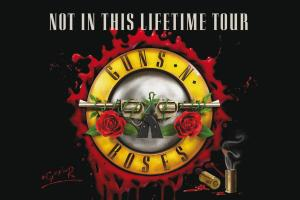 Wien - Guns N' Roses - Not in This Lifetime Tour