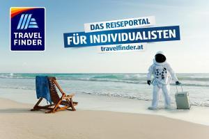 JETZT ENTDECKEN: 30.000 weitere Hotels bei TRAVEL FINDER