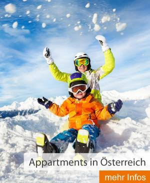 Appartments in Österreich