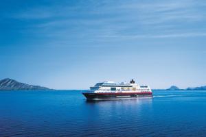 Hurtigruten Schiff Norwegen