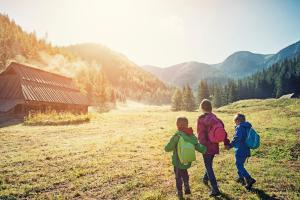 Wandern mit Kindern - Tipps & Tricks