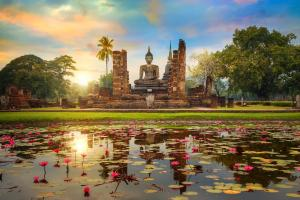 Zentral-Thailand & Khao Lak - Rundreise & Baden