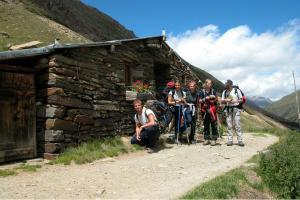 Alpenüberquerung Innsbruck - Meran - Wanderreise