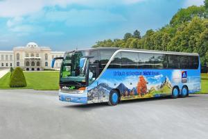 Bäderbus Obere Adria