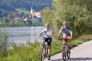 Entlang der Donau - Radtour