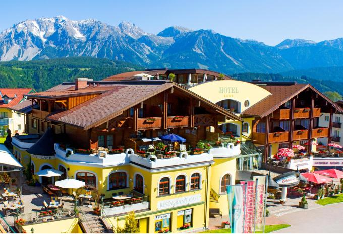 Wellness Hotel Stocker Schladming