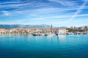 Split Norddalmatien Kroatien