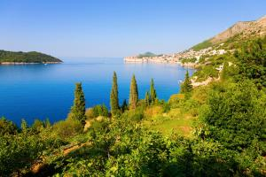 Dubrovnik Süddalmatien Kroatien