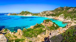 Sardinien Meer Küste Strand Sommer HOFER REISEN