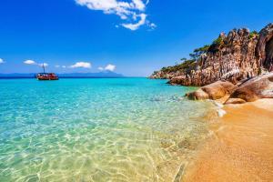 Griechenland Inseln Meer Strand