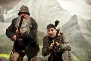 Aschheim - Der Watzmann ruft! Musical