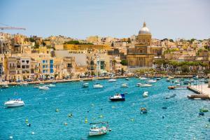 Malta - Sternfahrt