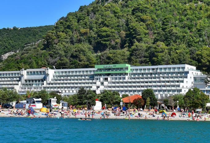 Hotel Hedera Rabac Hofer Reisen