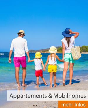 Appartements & Mobilhomes