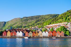 Norwegische Fjorde - Busreise