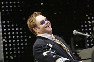 Wien - Elton John Konzert