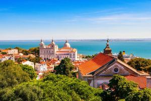 Lissabon - Fly & Drive
