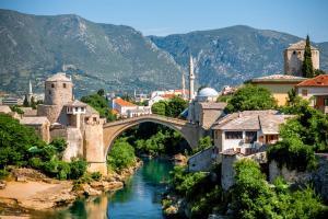 Kroatien, Bosnien & Montenegro - Busreise