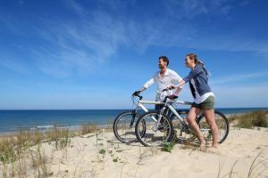 Ostsee - 2 Inseln & Darss - Radtour