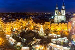 Advent in Prag - Busreise