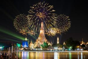 Silvester in Bangkok