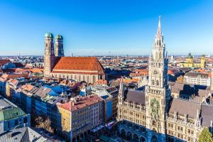 München, Straßburg & Prag - Busreise