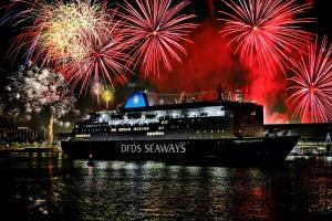 Silvester in Amsterdam - Minicruise & City-Trip