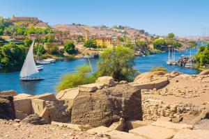 Ägypten - Nilkreuzfahrt & Baden