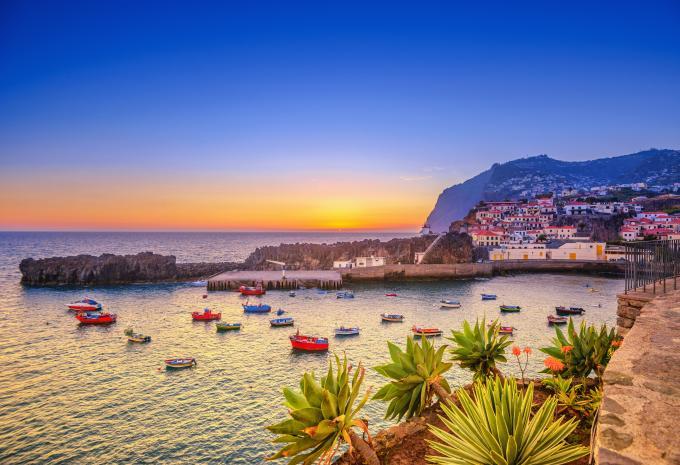 Madeira Sternfahrt Hofer Reisen