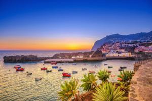 Madeira - Sternfahrt