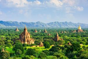 Myanmar - Rundreise & Baden