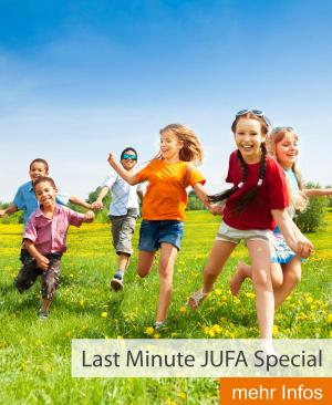 Last Minute JUFA Special