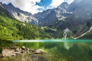 Hohe Tatra - Tatranska Lomnica