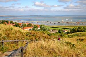 Holländische Inseln - Rad & Segeln