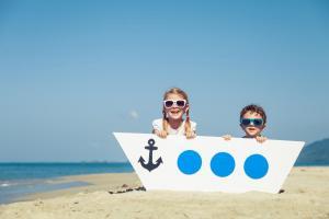 Kreuzfahrten für Familien