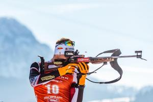 St. Johann in Tirol - BMW IBU World Cup Biathlon Hochfilzen