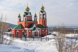 Russland - Sternfahrt
