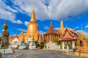 Dubai, Hongkong, Bangkok & Hua Hin - City-Trip & Baden