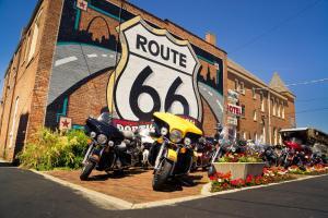 Route 66 - Motorrad-Rundreise