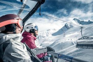 Skiopening - Kaprun