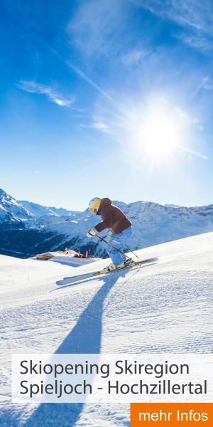 Skiopening Skiregion Spieljoch - Hochzillertal