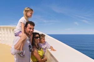 Westliches Mittelmeer - Familienkreuzfahrt