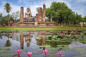 Zentralthailand & Khao Lak - Rundreise & Baden