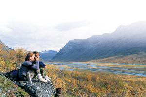 Lappland - Sternfahrt