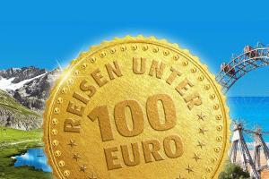 Reisen unter € 100,-