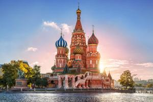 Moskau & St. Petersburg - Rundreise