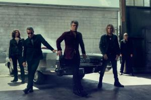 Wien - Bon Jovi Konzert